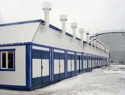 БКНС - Блочная кустовая насосная станция с насосами ЦНС