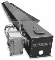 Транспортер цепной скребковый - ТСЦ - 200,  320,  400,  500